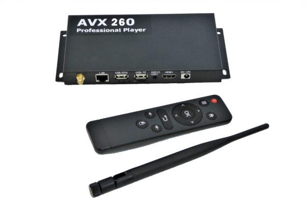 AVX260 Player