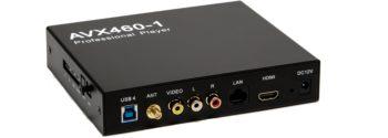 AVX460-1 Player